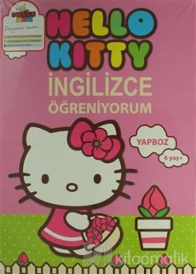 Hello Kitty İngilizce Set 28 Parça Puzzle