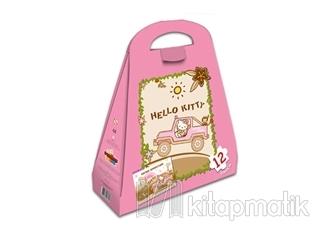 Hello Kitty Safari Adventure 12 Parça (23*33)