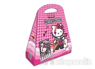 Hello Kitty Teddy Rock 140 Parça (48*68)