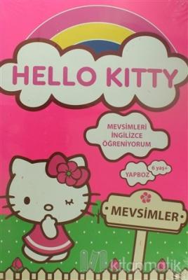 Hello Ktity Mevsimleri İngilizce Öğreniyorum  Yapboz