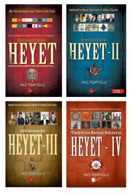 Heyet Serisi (I-II-III-IV) Halil Yaşar Kollu