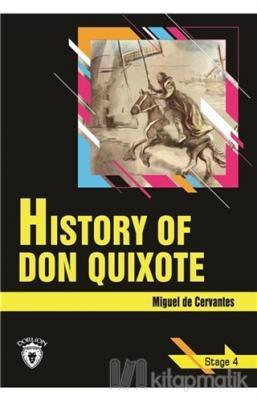 History Of Don Quixote - Stage 4 (İngilizce Hikaye)