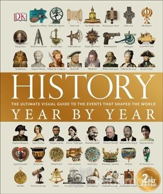 History Year by Year (Ciltli)
