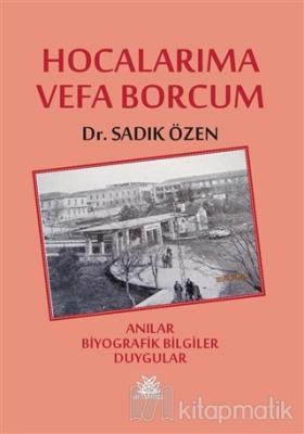 Hocalarıma Vefa Borcum