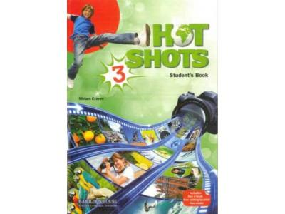 Hot Shots 3 Student's Book- Workbook