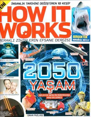 How It Works Dergisi Sayı:05 Mart 2019