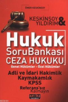 Hukuk Soru Bankası Ceza Hukuku
