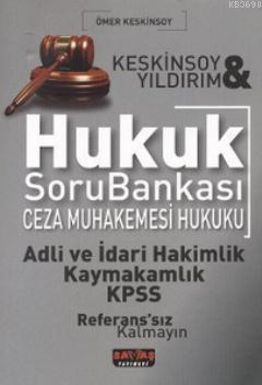 Hukuk Soru Bankası Ceza Muhakemesi Hukuku