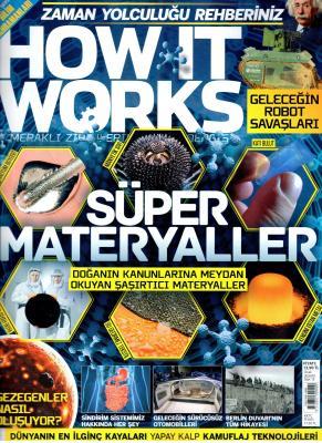 How It Works Dergisi Sayı: 15 Ocak 2020