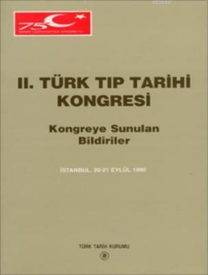 II. Türk Tıp Tarihi Kongresi