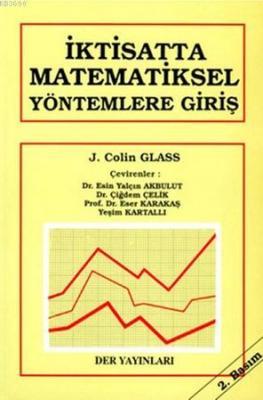 İktisatta Matematiksel Yöntemlere Giriş