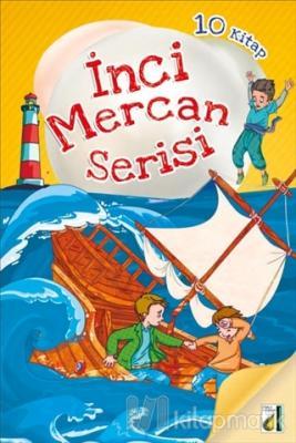 İnci Mercan Serisi (10 Kitap Takım)