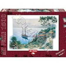 The Bay 1500 (4625) Parça Puzzle