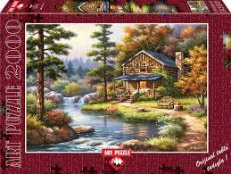 Eylül 2000 (4649) Parça Puzzle