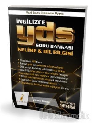 İngilizce YDS Soru Bankası Kelime ve Dil Bilgisi Gürcan Günay