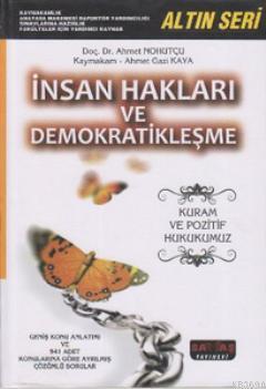 İnsan Hakları ve Demokratikleşme - Altın Seri