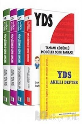 İrem - YDS Tamamı Çözümlü Modüler Soru Bankası (4 Kitap Takım)