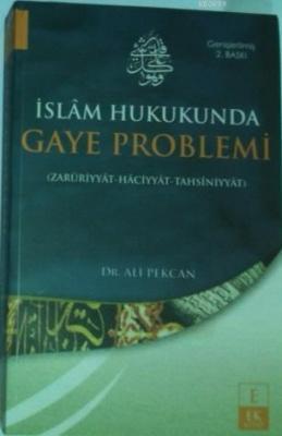 İslam Hukukunda Gaye Problemi