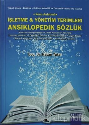 İşletme ve Yönetim Terimleri Ansiklopedik Sözlük (Ciltli)
