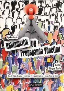 İşletmelerde Reklamcılık ve Propaganda Yönetimi