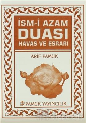 İsm-i Azam Duası Havas ve Esrarı - Mini Boy (Dua-060)