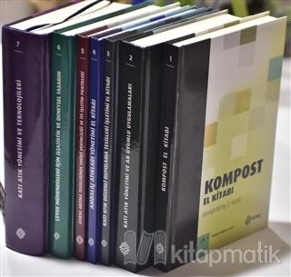 İstaç Teknik Kitaplar Serisi (7 Kitap Set) (Ciltli)