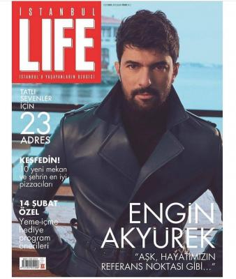 İstanbul Life Şubat sayısı