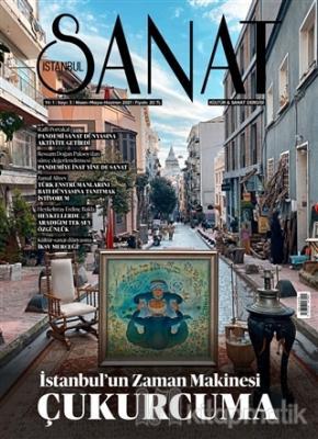 İstanbul Sanat Dergisi Sayı: 3 Nisan - Mayıs - Haziran 2021 Kolektif
