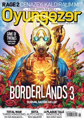 Oyungezer Dergisi Sayı:140 Haziran 2019