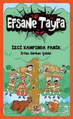 İzci Kampında Panik - Efsane Tayfa 5