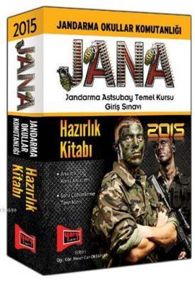 JANA Jandarma Astsubay Temel Kursu Giriş Sınavı 2015