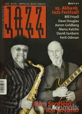 Jazz Blues Emprovize Müzik Dergisi Sayı : 80 / Ekim-Kasım-Aralık 2015