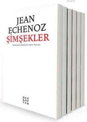 Jean Echenoz Seti (6 Kitap Takım)