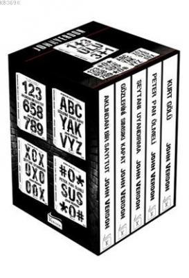 John Verdon Polisiye Seti (Kutulu) 5 Kitap John Verdon