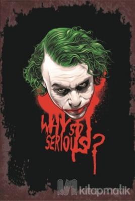 Joker Siyah Poster