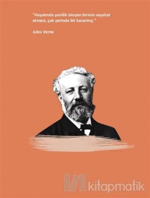 Jules Verne - Ciltli Defter