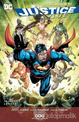 Justice League Cilt 6 - Injustice League