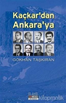 Kaçkar'dan Ankara'ya