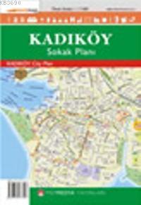 Kadıköy Sokak Planı