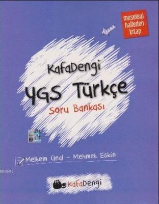 Kafadengi YGS Türkçe Soru Bankası Meltem Ünal