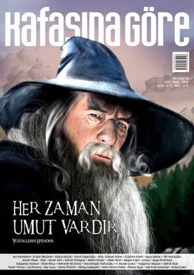 Kafasına Göre Dergisi Sayı: 30 Ocak - Şubat 2020