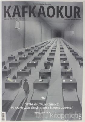Kafka Okur Fikir Sanat ve Edebiyat Dergisi Özel Yaz-Öykü Sayı Yıl: 6 2