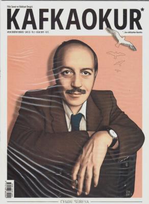 Kafkaokur Fikir Sanat ve Edebiyat Dergisi Sayı:35 Ocak 2019