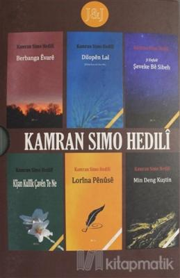 Kamran Simo Hedili Hemu Helbest Seti (6 Kitap Takım)