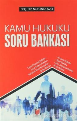 Kamu Hukuku Soru Bankası Mustafa Avcı