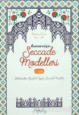 Kanaviçe Seccade Modelleri 4. Kitap