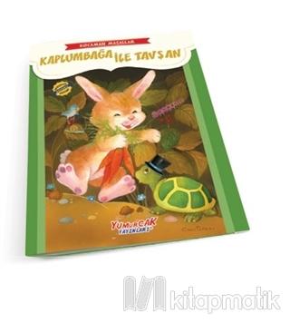 Kaplumbağa ile Tavşan - Kocaman Masallar Kolektif