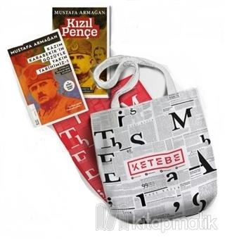 Kazım Karabekir Seti (2 Kitap Takım) - Çanta Hediyeli