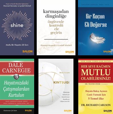 Salon Yayınları Kişisel Gelişim Seçkisi Kolektif