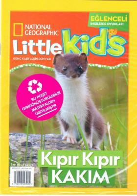 National Geographic Little Kids Dergisi Sayı:7 - 2019